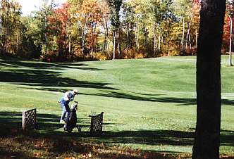 PGA Golf Lessons in Rhinelander